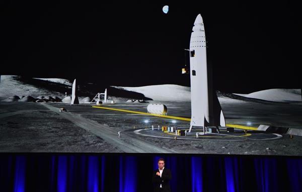 剑指火星 SpaceX宣布在洛杉矶港生产大猎鹰火箭