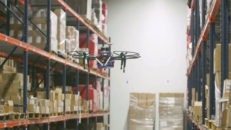 Exyn Technologies和Velodyne开发完全自主的室内无人机