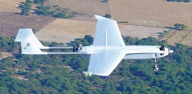 Hydra新型长距离无人机选用VectorNav的主导航系统GPS/INS