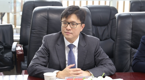 新加坡PDPC首席执行官、IMDA副局长杨子健一行莅临贵阳大数据交易所