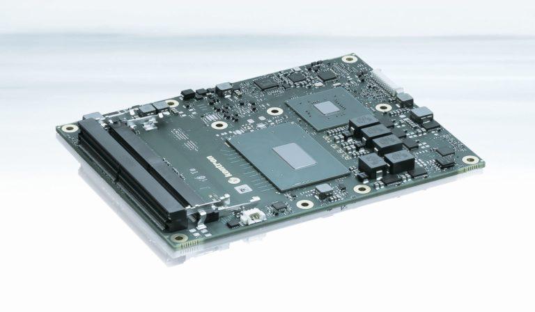 物联网嵌入式开发商Kontron发布新型高性能COM Express模块