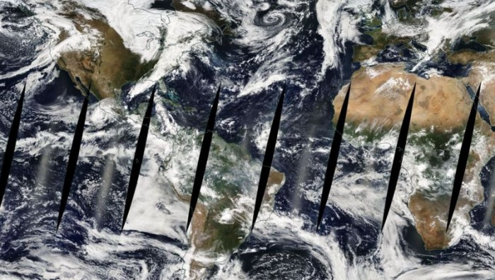 NASA更新Worldview工具:可查看过去20年地球天气变化