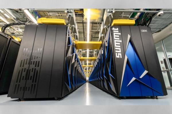 美重夺超算头把交椅 专家建议中国加快E级超级计算机研制