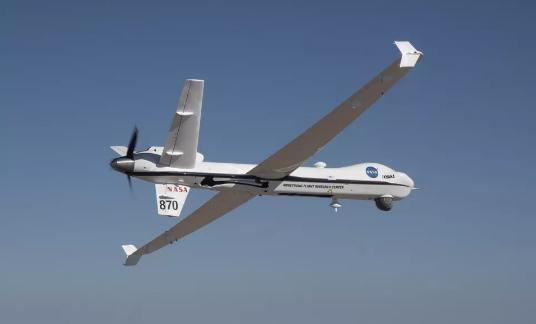 NASA无人机Ikhana在没有护送的情况下完成历史性飞行