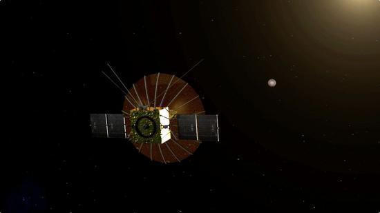 中国成功发射一新型中继卫星 对接嫦娥四号探测月球背面