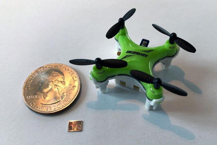 MIT新型芯片可为迷你无人机提供长效支持