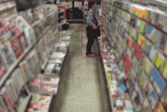 日本新型人工智能安全摄像头揭示未来监控将自动化