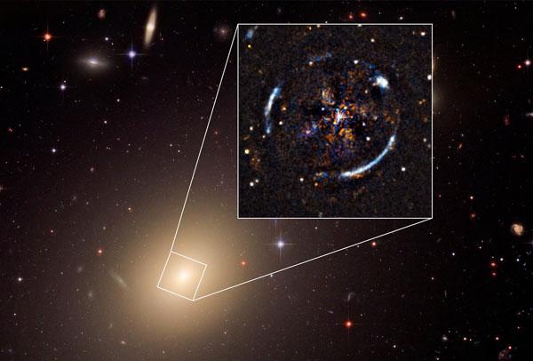 广义相对论在星系尺度上获得精确验证