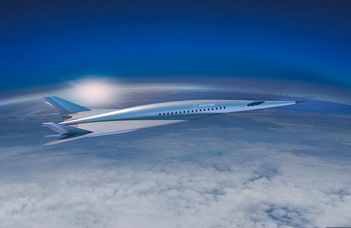 波音披露高超音速概念客机外形设计 有望再现协和荣光