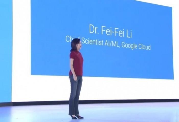 谷歌云首席人工智能科学家李飞飞否认离职谷歌