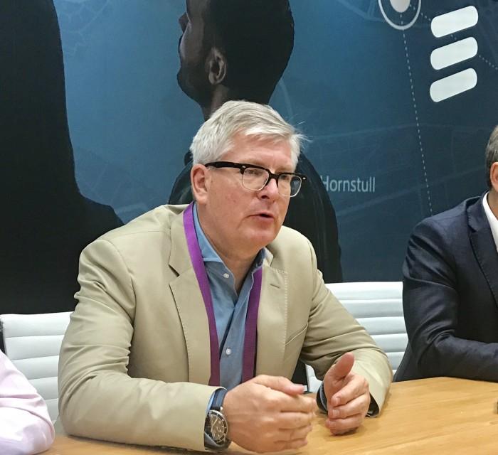 爱立信CEO:已获得全球约一半5G合同 运营商需提前做好准备
