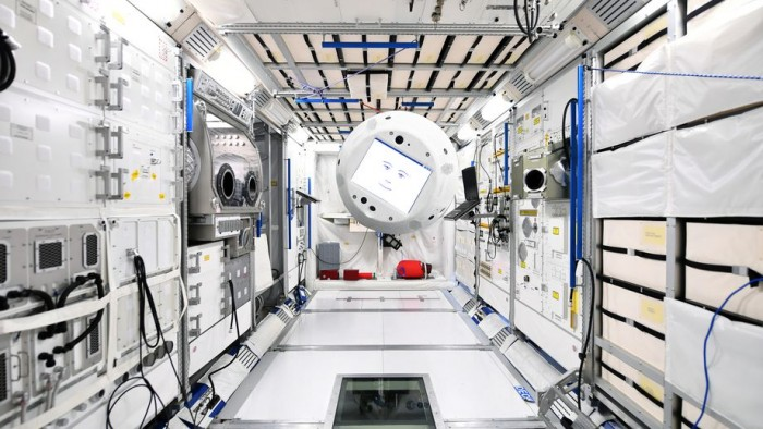 国际空间站将迎新成员:陪伴宇航员的人工智能机器人