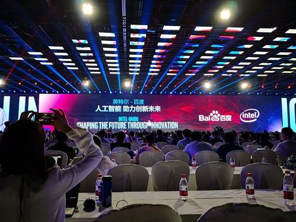 百度牵手Intel:自动驾驶、人工智能全面开花