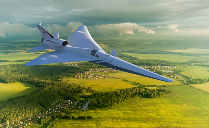 更安静的音爆 - NASA即将在德克萨斯州展开超音速飞行新技术