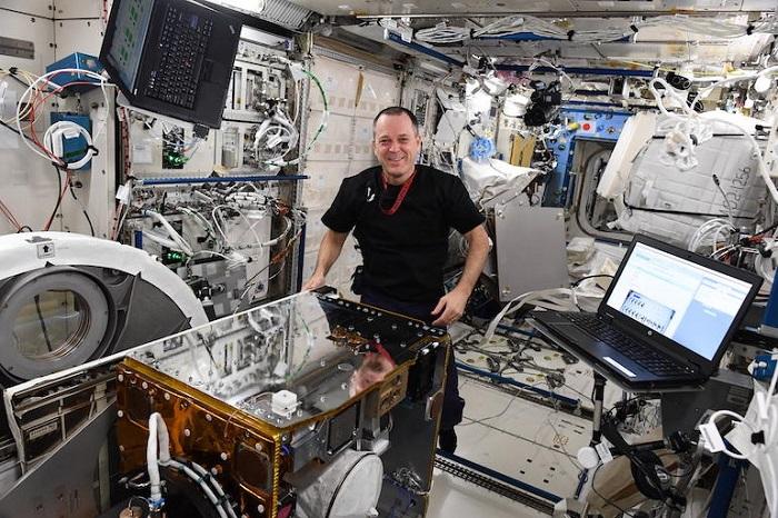 国际空间站IT主管:技术支持挑战很大 AI可帮助我们探索火星