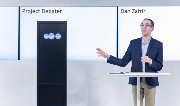 人民日报评AI:辩论机器人帮助决策是新突破
