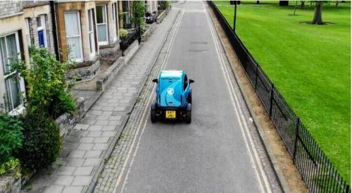 人工智能技术能够在20分钟内教会一辆汽车自动驾驶