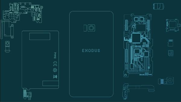 HTC区块链手机Exodus确定Q3发布:支持加密币离线钱包