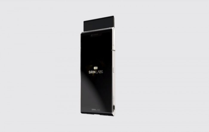 富士康区块链手机Finney最终设计公布:辅屏效仿Find X可弹出