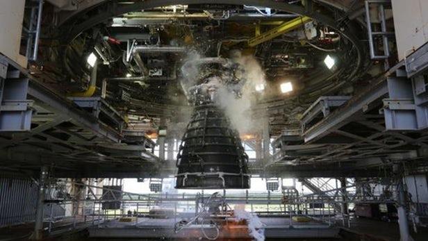 DARPA实验太空飞机发动机完成多次点火测试