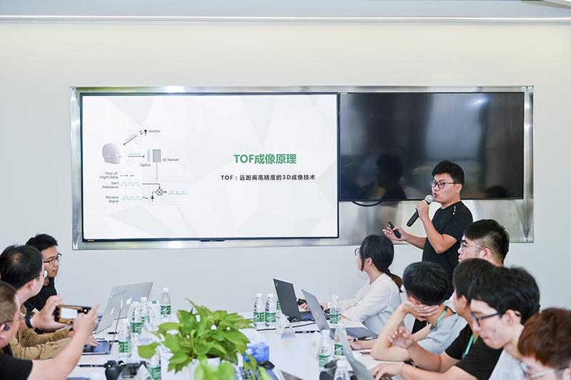 OPPO新产品将使用TOF 3D视觉技术 提高AR体验