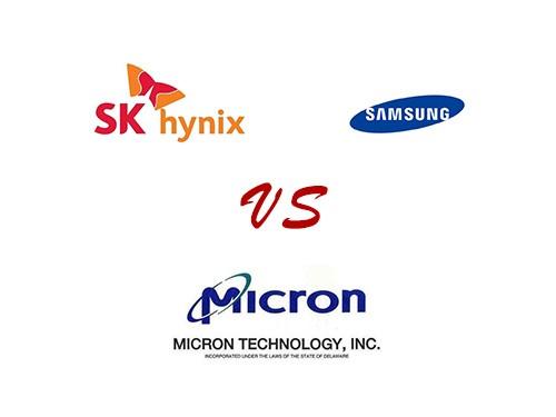 韩媒:韩国公司已占全球75%内存芯片市场份额