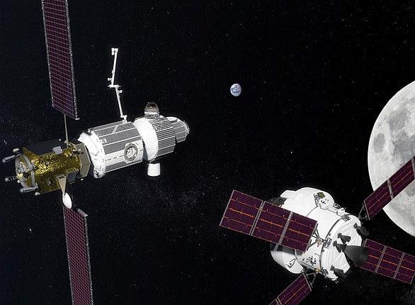 NASA公布重返月球计划:投资26亿美元建月球人类基地