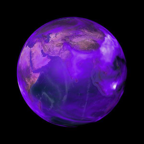 美国科学家称外星人可能是紫色的 需要寻找紫色外星生命