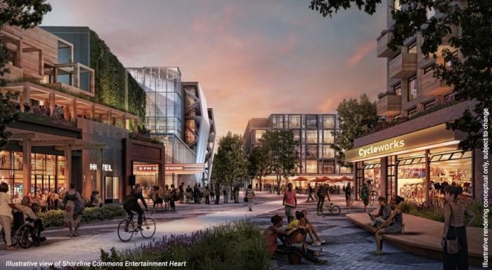 谷歌公布山景城城市规划愿景蓝图