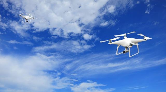 无人机应用领域广泛 或成未来应急救援生力军