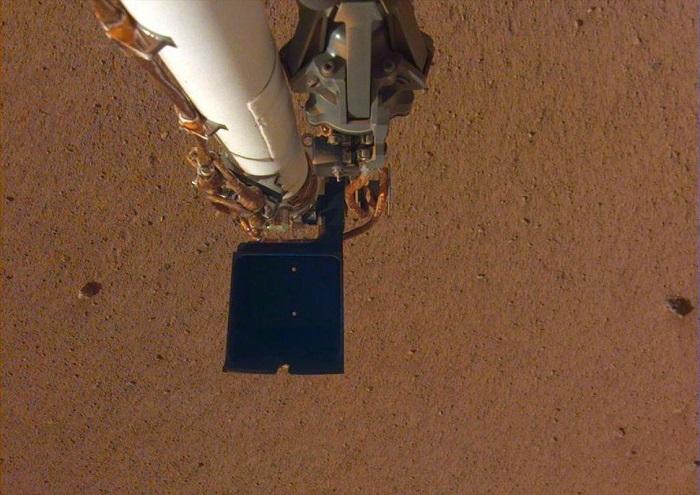 """和火星""""谈谈心"""":首席科学家详解""""洞察""""号探秘火星"""