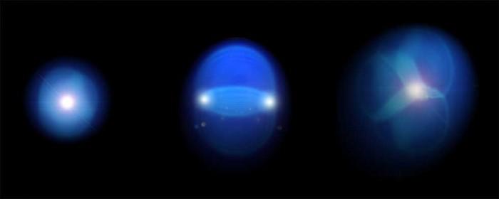 科学家创造出被认为曾充满早期宇宙的超热物质微小液滴