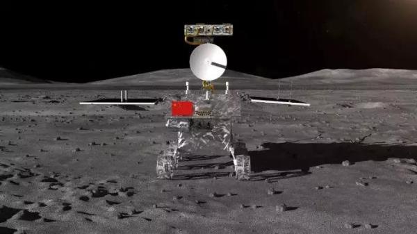 嫦娥四号探测器成功实施近月制动:进入环月轨道
