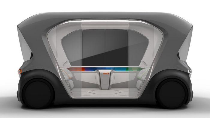 博世押注自动驾驶 开发车载硬件与车队管理系统