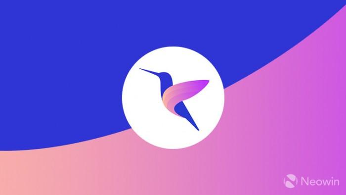 微软推出AI新闻应用Hummingbird 图标很像迅雷