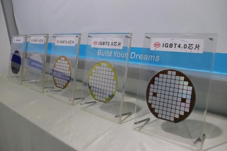 IGBT研发历程 - 比亚迪潜心13年掌控又一核心技术