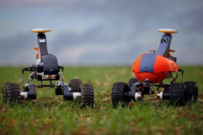 英国连锁超市将在农场展开机器人农民试验