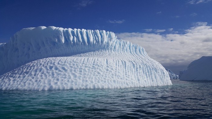 NASA:南极洲东部冰川融化 将致世界大洋发生变化