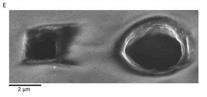 MIT研究人员已掌握纳米级内爆制造工艺 结构体积可缩至1/1000
