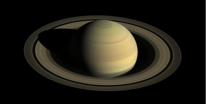 最新研究显示土星环消失的时间可能要比预期来得更早