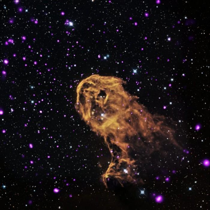 NASA实验显示DNA糖或能在太空中漂浮