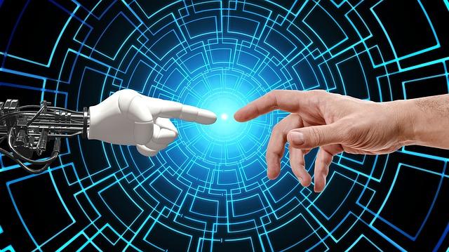 让AI改变物流配送 全自动机器人亮相
