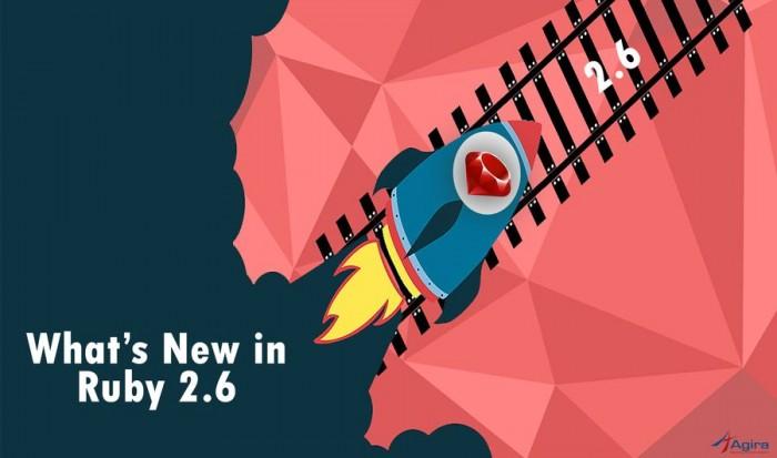 Ruby 2.6.0 正式发布,性能提高 1.7 倍