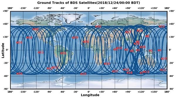 北斗系统全球服务今日上线 2020年前再发射12颗卫星