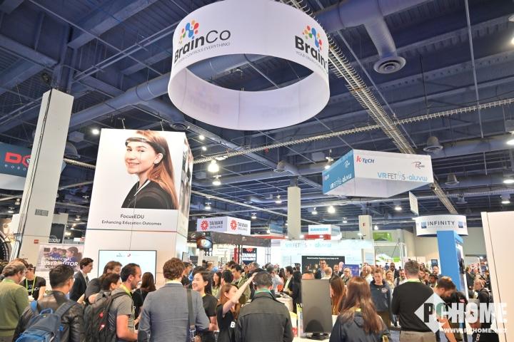 CES2019惊现脑机接口脑控技术 未来发展潜力巨大