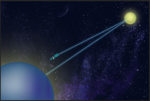 激光测距—精准测量地月距离的标尺