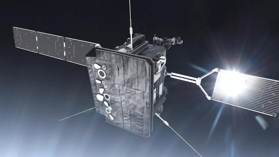 奔向太阳 美欧太阳轨道飞行器发射升空