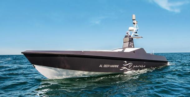 L3Harris自动控制系统应用于无人水面舰船